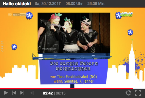 Screenshot Hallo okidoki 30.12.2017